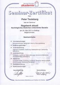 Bernhard Remmers Akademie 2011